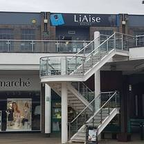 photo of liaise bistro restaurant