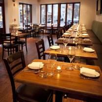 photo of a mano phl restaurant