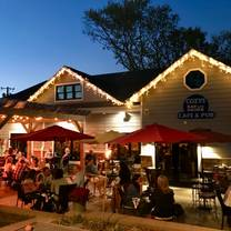 photo of cozy's cafe and pub restaurant