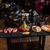 photo of double cut grill - pocono manor restaurant
