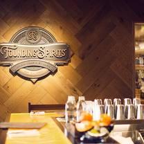 photo of founding spirits tour and tasting restaurant