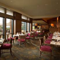 photo of jory restaurant at the allison inn & spa restaurant