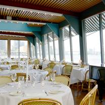photo of the water club restaurant