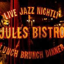 photo of jules bistro restaurant