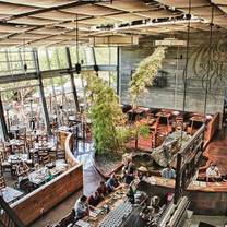 photo of stone brewing world bistro & gardens restaurant