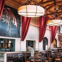 photo of stone brewing world bistro & gardens - liberty station restaurant