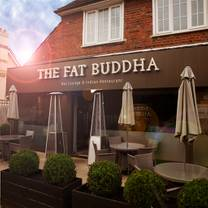photo of the fat buddha restaurant