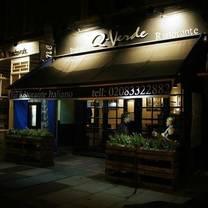 photo of q verde restaurant