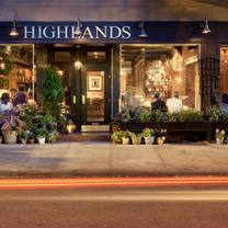 photo of highlands restaurant