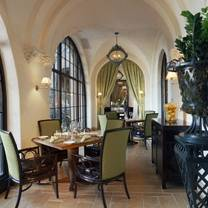 photo of the mansion restaurant at rosewood mansion on turtle creek restaurant