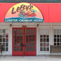 photo of lefty's lobster and chowder house restaurant