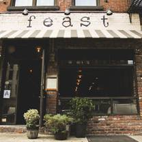 photo of feast restaurant