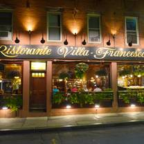 photo of villa francesca restaurant