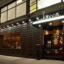 photo of junoon main dining room restaurant