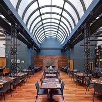 photo of the milling room restaurant