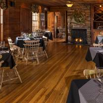 photo of glen-ella springs restaurant restaurant