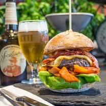 photo of ham holy burger restaurant