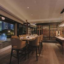 photo of wooloomooloo steakhouse singapore restaurant