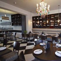 photo of lupo bianco restaurant
