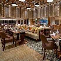 photo of loumi / millennium hotel / dubai restaurant