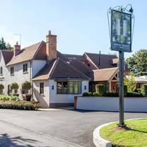 foto de restaurante afternoon tea at hurley house