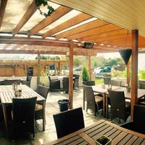 photo of the berwick inn restaurant
