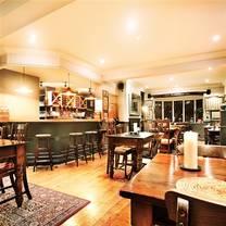 photo of the mark cross inn restaurant