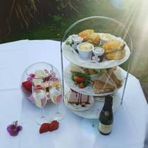 photo of afternoon tea @ the grand restaurant