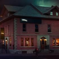 foto von cardinale restaurant