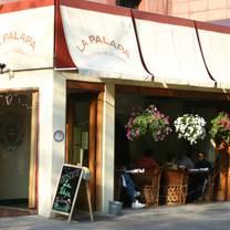 foto von la palapa restaurant