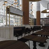 photo of tga nyc restaurant