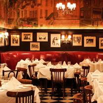 photo of minetta tavern restaurant