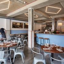 photo of morito hackney restaurant
