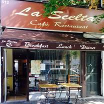 photo of la scelta restaurant