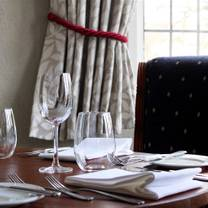 photo of restaurant at the mallyan spout hotel - goathland restaurant
