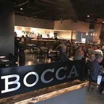 photo of bocca italian eatery - rogers restaurant