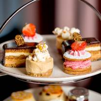 photo of afternoon tea at the radisson blu edwardian kenilworth restaurant