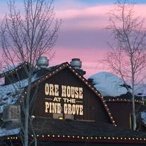photo of ore house at the pine grove restaurant