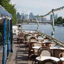 photo of aqua restaurant restaurant