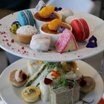 photo of high tea restaurant