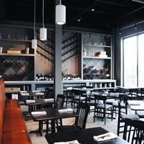 photo of edge by chef dustin allen restaurant