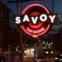 foto von savoy taproom restaurant