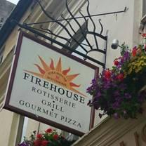 photo of firehouse rotisserie restaurant