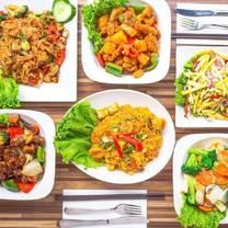 photo of thai room - cabbagetown restaurant