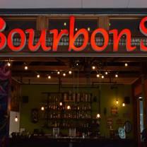 photo of bourbon street  - brisbane restaurant