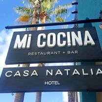photo of mi cocina at casa natalia restaurant