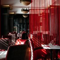 photo of the boheme - grand bohemian hotel - orlando restaurant