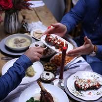 photo of the life goddess, greek deli divine restaurant