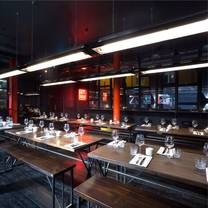 photo of hotbox spitalfields restaurant