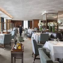 photo of mandarin grill & bar - mandarin oriental hong kong restaurant